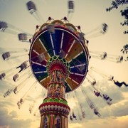 Last chance to go: The Great Funfair at Alexandra Palace