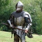 Robert the Bruce Day: Knights in Armour