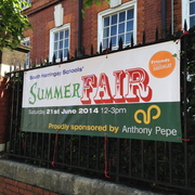 South Harringay Schools' Summer Fair - Sat 21st June, 12-3pm