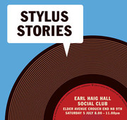 STYLUS STORIES - 5 JULY - Free Event