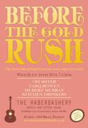 Before The Gold Rush - Folk, americana, LIVE music