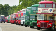 Celebrate 60 Years Of The Routemaster in Finsbury Park