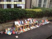 10p Popup Bookshop - Lausanne Rd