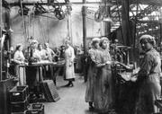 The First World War Tottenham Home Front