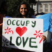 "Film show ""Occupy Love"""