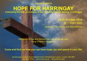 HOPE4HARRINGAY 2014