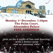Camden Light Orchestra Dance Band at Ally Pally | Free Concert