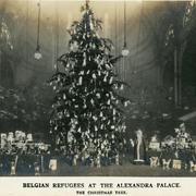 Talk: Alexandra Palace Refugees at Christmas Time