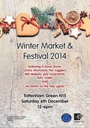 Winter Festival and Market 2014
