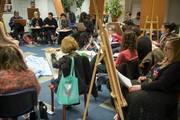 Drop-in Life Drawing Class at Tottenham Chances