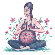 Online Saturday Pregnancy Yoga