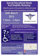 Meeting: What has Haringey council planned for children with an educational statement or on school action plus?
