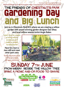 Big Lunch picnic and gardening session
