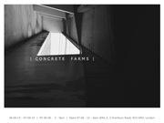Photography Exhibition: CONCRETE FARMS