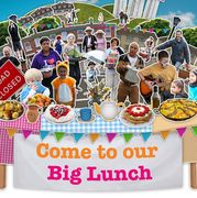 Burghley Road Community Centre - BIG LUNCH - Sunday 14th June, 11.30am-2.30pm