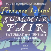 South Harringay Schools' Summer Fair - Treasure Island