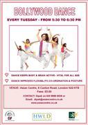 Bollywood Dance Class (Tuesdays until September)