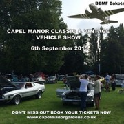 Classic and Vintage Vehicle Show