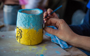 Ceramics Family Sessions at Blighty