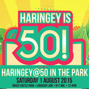 Haringey@50 in the Park | Music - Food - Dance