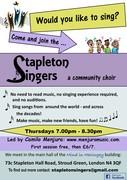 Stapleton Singers community choir