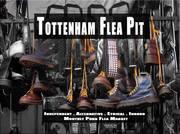 Tottenham Flea Pit - Autumn Punk Market