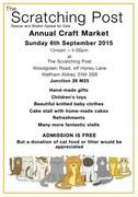 Scratching Post Craft Fair