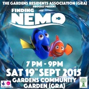"""Finding Nemo"" Free Outdoor Film Screening"