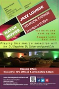 Smooth Jazz Lounge Every Wednesday at Bernie Grant Arts Centre, Tottenham
