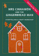 Mrs Cinnamon and the Gingerbread Man