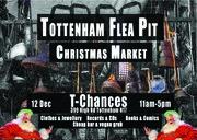 Tottenham Flea Pit Christmas Blowout