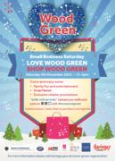 #SmallBusinessSaturday Wood Green