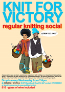 Knit For Victory