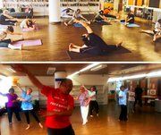 Movers & Shakers Yoga + Indian Folk Dance Fitness (6 weeks)