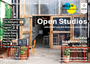 The Mill Co Project Open Studios + Ghanain Street Food by Chale Let's Eat