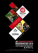 Tottenham Social April Residency w Pochi - Thurs & Fri Nites