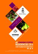 Tottenham Social May w Teochew Kitchen : Singapore Street Food Every Thurs / Fri in May