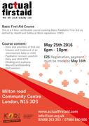 First Aid Course - KORI
