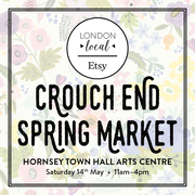 The London Local Etsy Team presents: Crouch End Spring Market