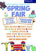 North Harringay Primary School's Spring Fair