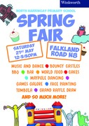North Harringay Primary School's Spring Fair