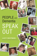 Book Launch: Lucy Whitman's 'People with Dementia Speak Out'