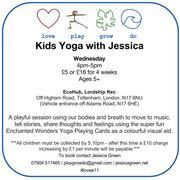 Kids Yoga with Jessica