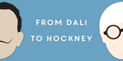 Name-dropping: Artists I have known - From Dali to Hockney