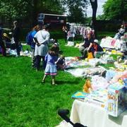 Kids Flea Market at Tottenham Green Market - Free to take part