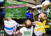 'Wild Wednesdays' - Nature activities at Railway Fields