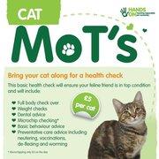 Cat MOT £5 and Microchip £5