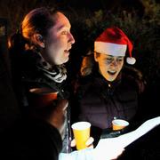 Carols in Priory Park, Hornsey
