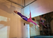 STATIC TRAPEZE & Flexibility for beginners - 2 hour class