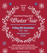 Stroud Green Primary Winter Fair